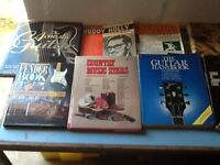 Music books for sale.
