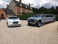 Rolls Royce Phantom £445 / Bentley Flying Spur £245 / Wedding Car Hire Birmingham / Self Drive Hire