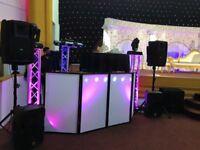 Dj lights, moving heads, Dj equipment.