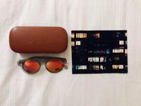 Komono Clement, Orange, Sunglasses