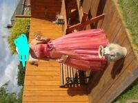 Elizabeth George Prom Dress
