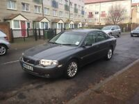 VOLVO S80 SE-LUX-D5 2.4L DIESEL 2006 AUTO CHEAPEST ON THE INTERNET!