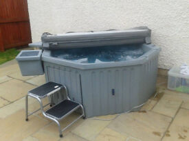 Rigid hot tubs for hire in Fife and Edinburgh areas from £195 for 4 nights 'Est. 2012'