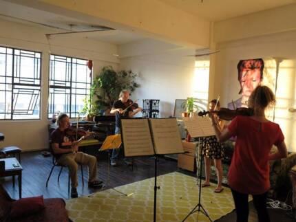 Rehearsal Space Surry Hills, Hibernia House $40 hr. $30/hr 2nd hr