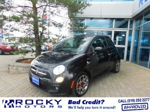 2012 FIAT 500 - Drive Today   Great, Bad, Poor or No Credit