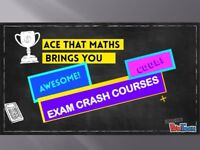 Maths GCSE Exam Crash Course: 5 days (20h) of intensive Easter revision