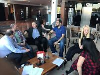 Dundee Property Meetup- Guest speaker this month ax expert Brian Wright answering your questions