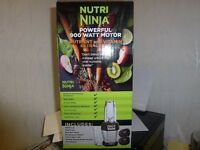 NUTRA NINJA UNOPENED BRAND NEW IN BOX 900W JUICER