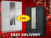 wardrobes brand new robes tall boy bedroom furniture