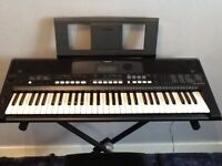 Yamaha Digital Keyboard Model PSR E433, All in Original Box