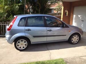 2006 Ford Fiesta Lx  5 door Forster Great Lakes Area Preview