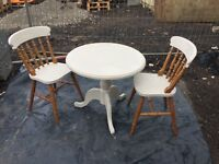 Country Kitchen Table and Chairs £100