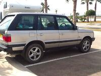 2001 Range Rover 2.5 TD mot 2/4/ 17