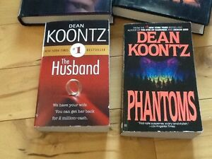 Dean Koontz books Kitchener / Waterloo Kitchener Area image 2