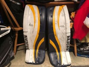 Canadian made pro Vaughn pads