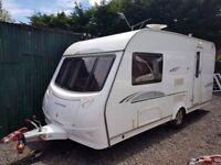 2010 Coachman Amara 450/2 2 Berth caravan MOTOR MOVER, VGC, Awning, Bargain !