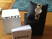 Ladies DKNY watch model no. NY4944