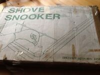 1970's Shove Snooker game