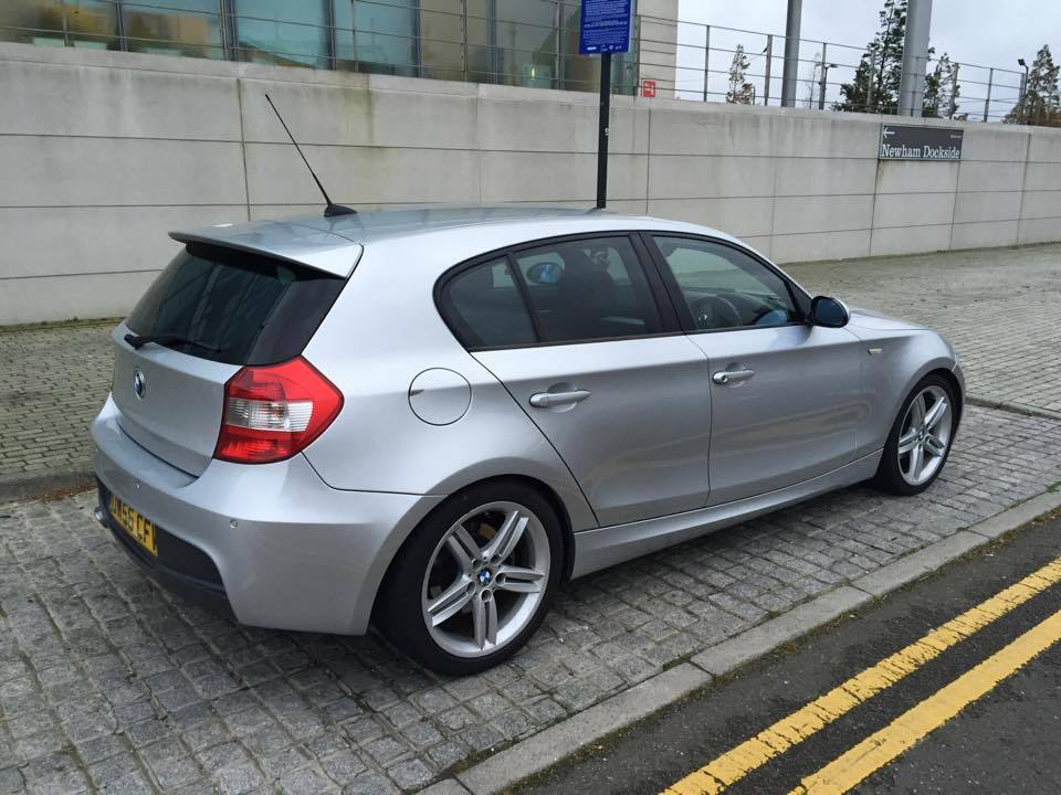 bmw 120d m sport e87 e81 e82 mint condition manual half leather full spec 123d in beckton. Black Bedroom Furniture Sets. Home Design Ideas