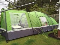 6 Man Tent, HiGear Voyager 6 with Porch and more.