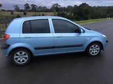 2007 Hyundai Getz!! Fletcher Newcastle Area Preview
