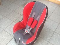 ABritax Freeway model made for Fisher Price group 1 car seat for 9kg upto 18kg(9mths to 4yrs)washed