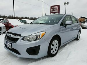 2014 Subaru Impreza 2.0i 2.0i Touring Package ONE OWNER LOCAL...