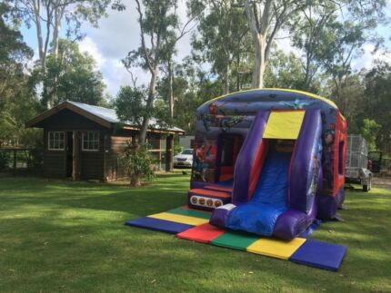 Jumping Castle hire in the Redlands from $180