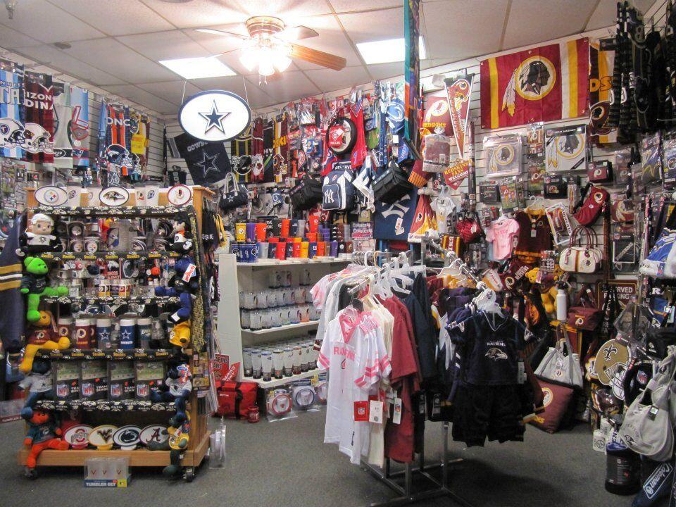 Coach Tony s NFL Store