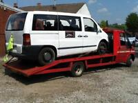 BREAKDOWN RECOVERY CAR VAN TRANSPORT JUMP START M66 M60 M62 MANCHESTER 07956203460 SALFORD BURY