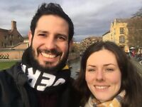Young professional couple looking for housing from Start Sept - End Oct - Budget £800 per month