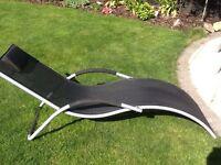 Garden sun lounger for sale