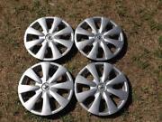 "Four 15"" Wheels Hub Caps. Originally Toyota Corolla dress rims. Prestons Liverpool Area Preview"