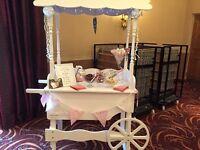 Wedding & event decor business for sale.