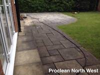 Proclean North West-Driveway Cleaning-Patio Cleaning-Decking Cleaning-Restore Your Paving-Free Quote