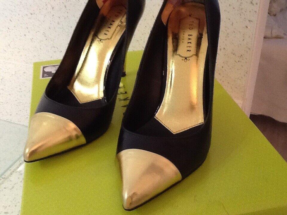 29c2707c2073 Ladies designer shoes stilleto heels TED BAKER open to offers