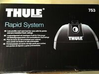 Thule Footpack 753 pack of 4