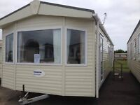 AFFORDABLE STATIC CARAVAN FOR SALE, WHEELCHAIR ACCESSIBLE, 16 PARKS TO CHOOSE FROM, NO 2016 FEES.