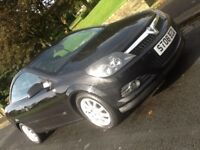 2008 VAUXHALL ASTRA 1.8 SPORT TWIN TOP CONVERTIBLE WITH 12 MONTHS WARRANTY