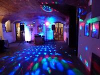 Professional Disco / Party Equipment for Hire - Lancashire