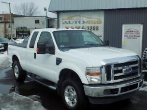 FORD F250 XLT 2009***4X4,SUPERCREW,6 PLACES***