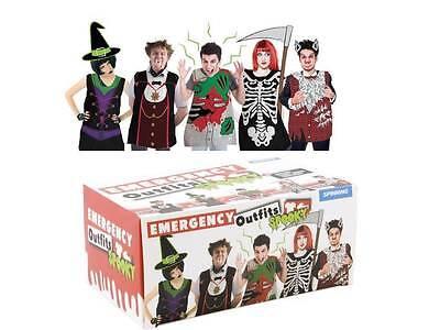 Nuevo 5 Emergency Halloween Espeluznante Disfraces Bruja Drácula Zombie](Disfraces Halloween Brujas)