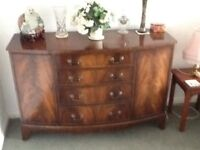 Old style sideboard