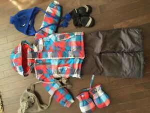 24 months old snowsuit