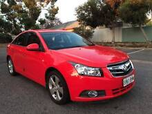 2010 Holden Cruze Sedan Enfield Port Adelaide Area Preview