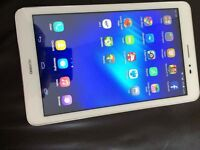 Huawei meadia pad on 02