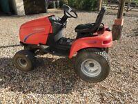 Mini tractor 3 cylinder daihatsu diesel engine