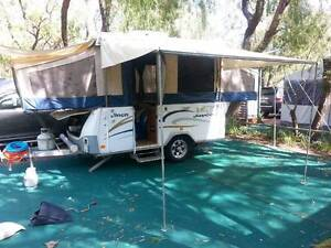 2008 Jayco finch pop top Middle Swan Swan Area Preview