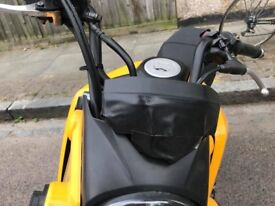 2016 Marigold MSX125 for Sale - Low Mileage - Kept Inside - Needs Tidying up