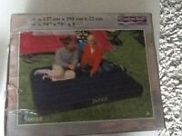 Air bed , 137x191x22cm - never used